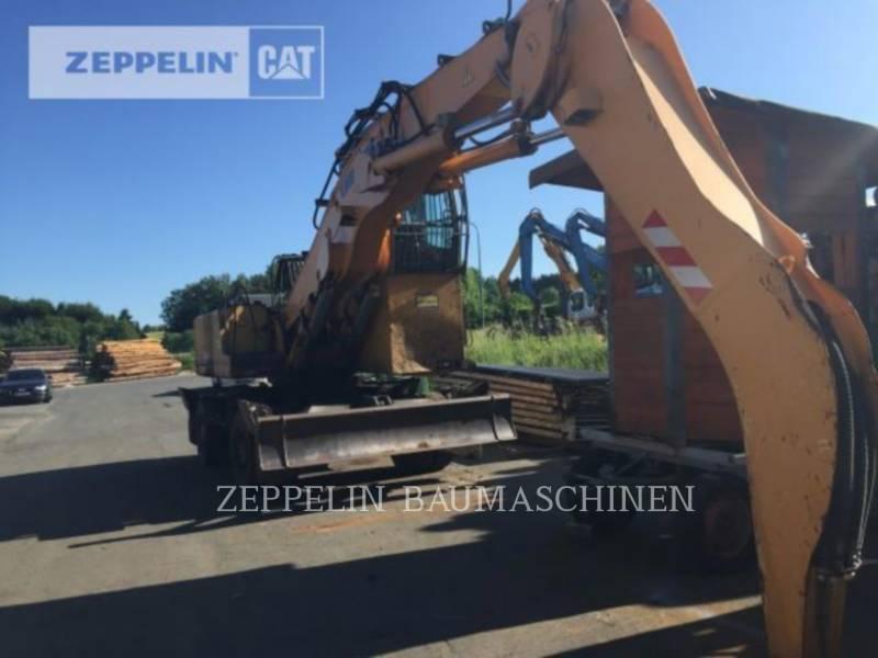 LIEBHERR WHEEL EXCAVATORS A924C equipment  photo 2