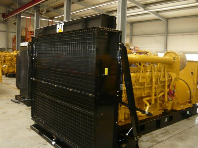 CATERPILLAR STATIONARY GENERATOR SETS 3512B equipment  photo 6
