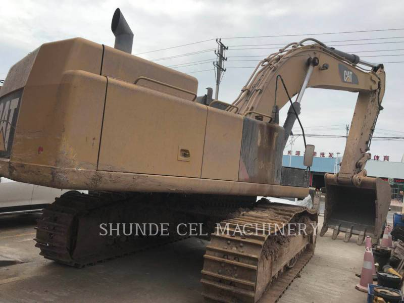 CATERPILLAR EXCAVADORAS DE CADENAS 349D2 equipment  photo 1