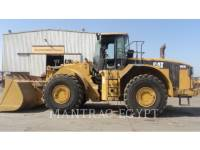 CATERPILLAR CARGADORES DE RUEDAS 980GII equipment  photo 6