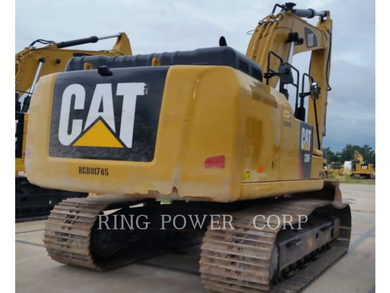 CATERPILLAR EXCAVADORAS DE CADENAS 336FL equipment  photo 4