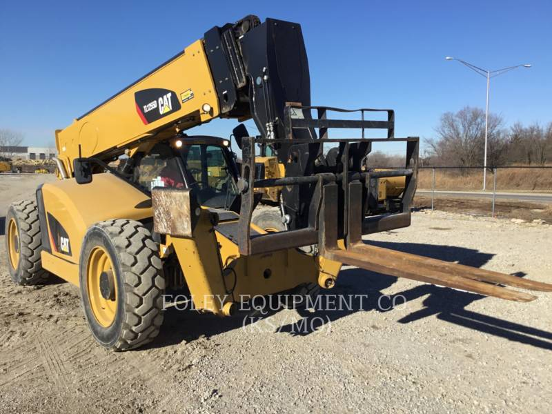 JLG INDUSTRIES, INC. TELEHANDLER TL1255D equipment  photo 1