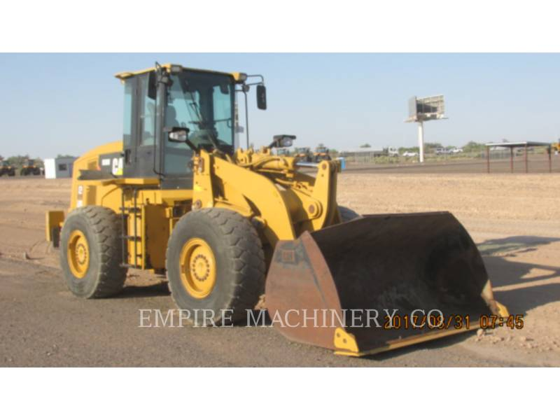 CATERPILLAR CARGADORES DE RUEDAS 938H CU equipment  photo 15
