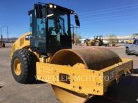 Caterpillar TAMBUR SIMPLU VIBRATOR NETED CS56B equipment  photo 1