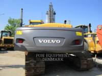 VOLVO CONSTRUCTION EQUIPMENT EXCAVADORAS DE CADENAS EC240CLR equipment  photo 9