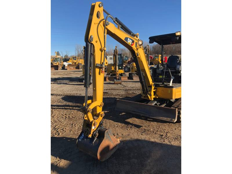 CATERPILLAR TRACK EXCAVATORS 303.5DCR equipment  photo 14