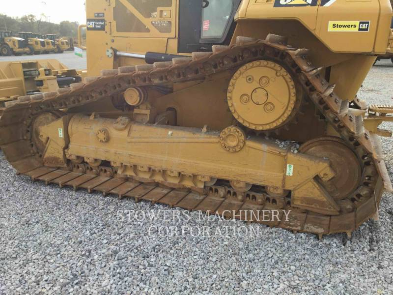 CATERPILLAR TRACTEURS SUR CHAINES D6N LGP equipment  photo 5