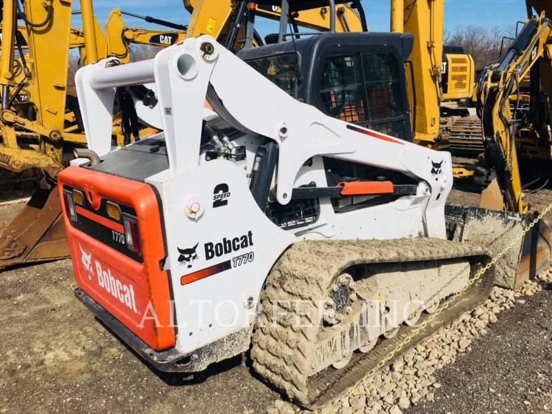 BOBCAT MINICARGADORAS T770 equipment  photo 3