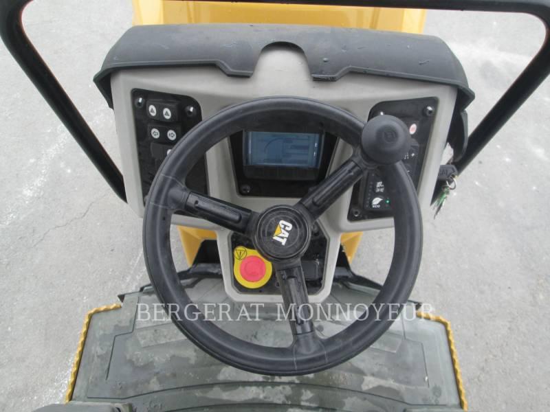 CATERPILLAR TANDEMVIBRATIONSWALZE, ASPHALT CB22BLRC equipment  photo 10