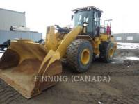 Equipment photo CATERPILLAR 950M RADLADER/INDUSTRIE-RADLADER 1