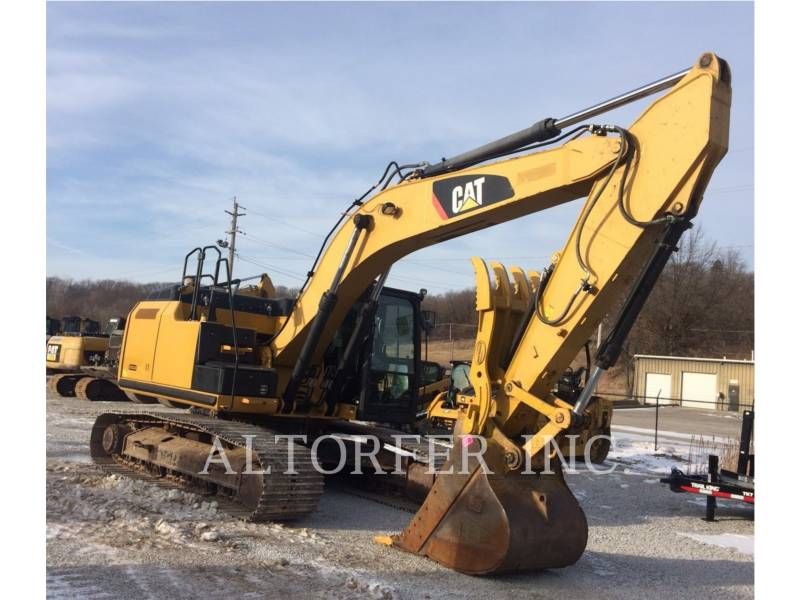 CATERPILLAR EXCAVADORAS DE CADENAS 324EL equipment  photo 1