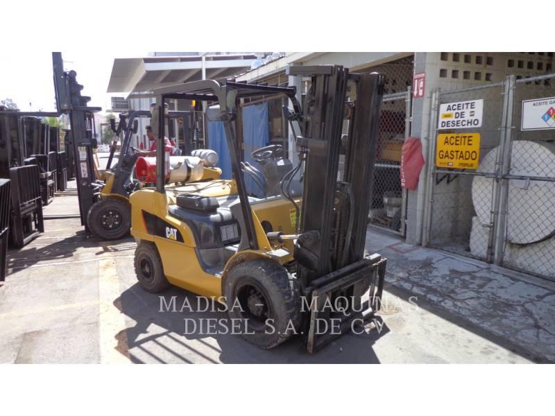 CATERPILLAR FORKLIFTS 2P7000 equipment  photo 2