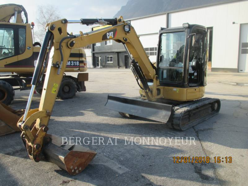 CATERPILLAR KETTEN-HYDRAULIKBAGGER 305E CR equipment  photo 2