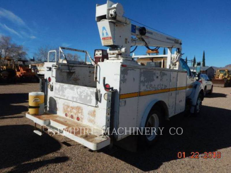 FORD / NEW HOLLAND OTHER F650 equipment  photo 7
