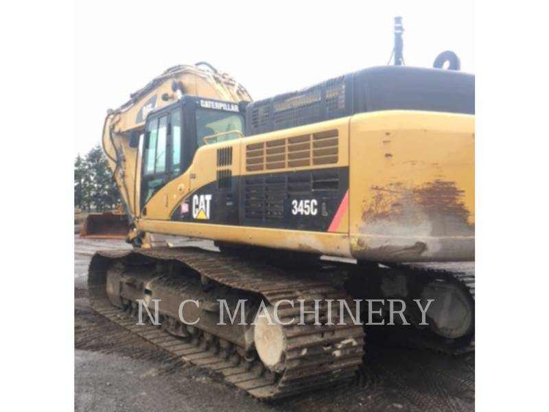 CATERPILLAR KETTEN-HYDRAULIKBAGGER 345CL equipment  photo 3