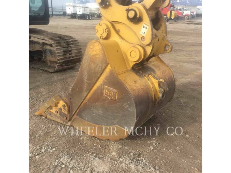 CATERPILLAR KETTEN-HYDRAULIKBAGGER 320E L equipment  photo 9