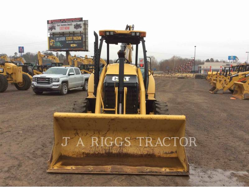 CATERPILLAR BACKHOE LOADERS 420F 4H equipment  photo 2