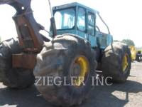 TIMBERJACK INC. FORESTRY - SKIDDER 460 equipment  photo 3