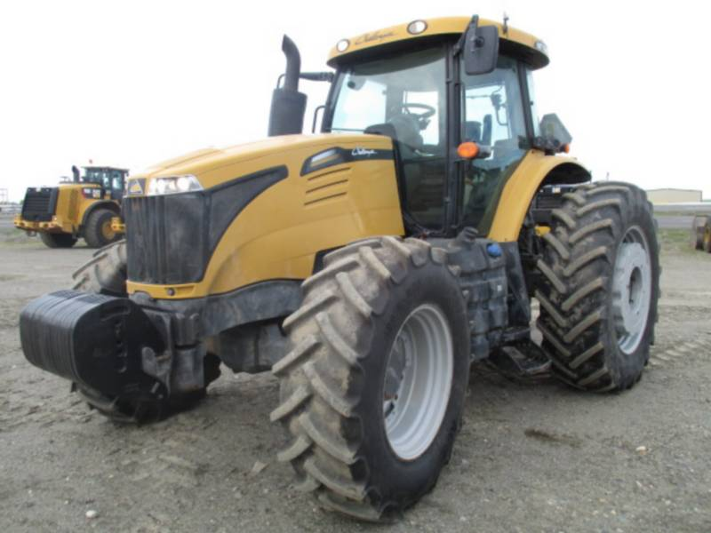 AGCO-CHALLENGER ROLNICTWO - INNE MT585D equipment  photo 1