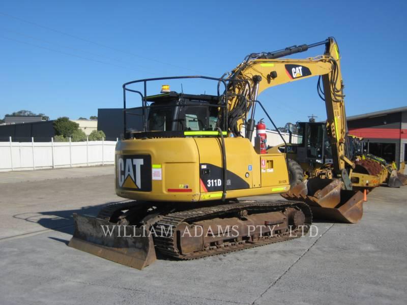 CATERPILLAR 鉱業用ショベル/油圧ショベル 311 D LRR equipment  photo 3