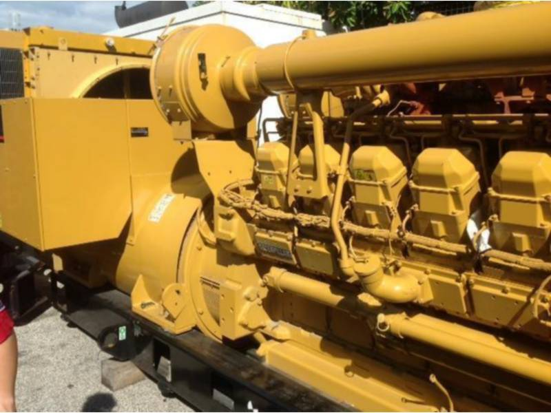 CATERPILLAR STATIONARY GENERATOR SETS 3516B equipment  photo 7