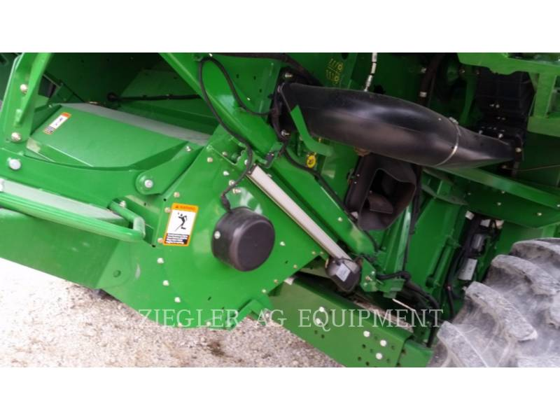 DEERE & CO. COMBINES S680 equipment  photo 8