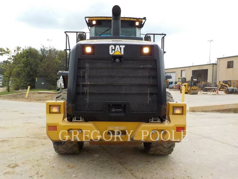 CATERPILLAR CHARGEURS SUR PNEUS MINES 950K equipment  photo 11