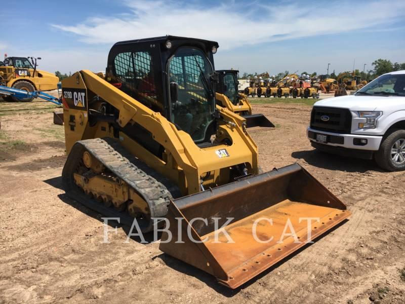 CATERPILLAR CARGADORES MULTITERRENO 279D C3H4 equipment  photo 1