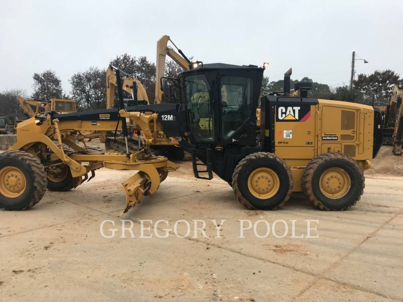 CATERPILLAR NIVELEUSES 12M2 equipment  photo 8