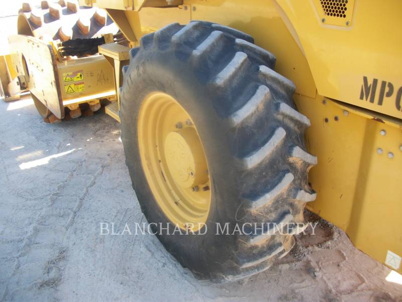 CATERPILLAR TRILLENDE ENKELE TROMMEL OPVULLING CP44 equipment  photo 7