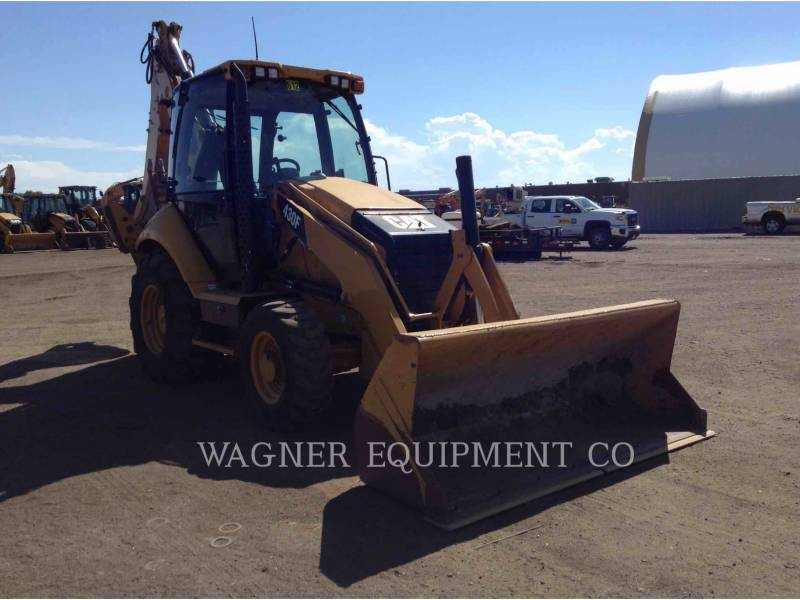 CATERPILLAR BACKHOE LOADERS 430F 4WDE equipment  photo 2