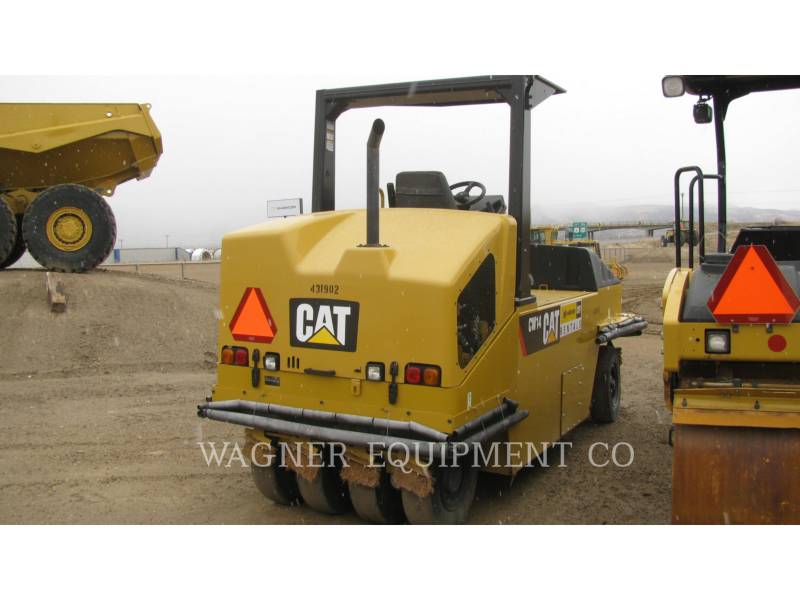 CATERPILLAR COMPACTADORES CW14 equipment  photo 3