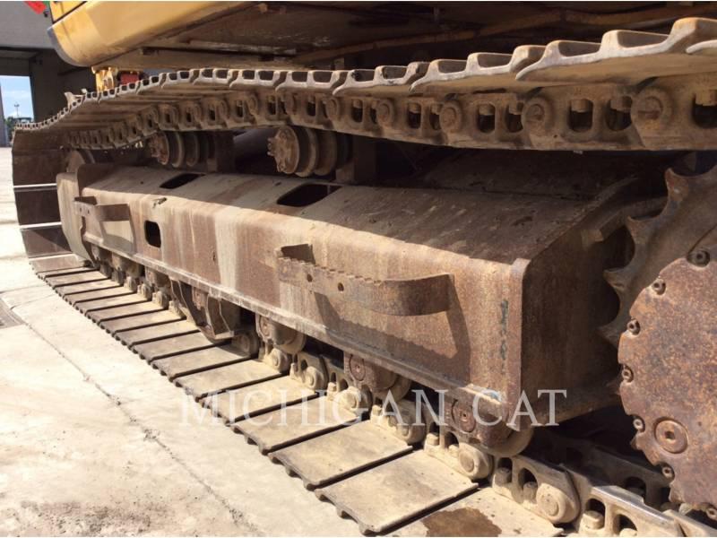 CATERPILLAR TRACK EXCAVATORS 312CL Q equipment  photo 6