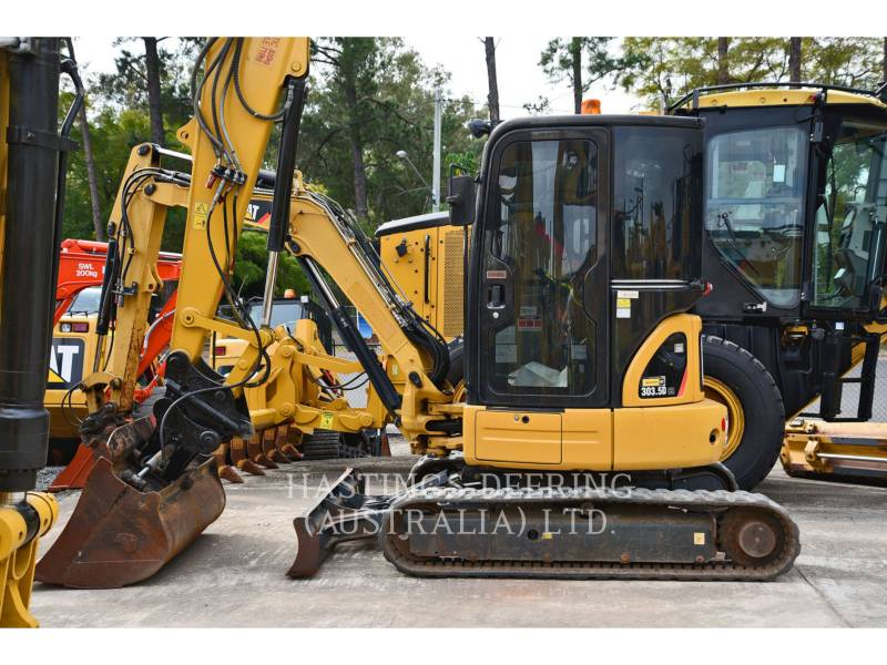 CATERPILLAR EXCAVADORAS DE CADENAS 303.5DCR equipment  photo 12
