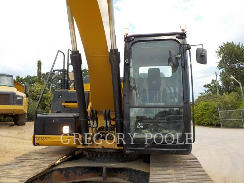 CATERPILLAR TRACK EXCAVATORS 320E L equipment  photo 3