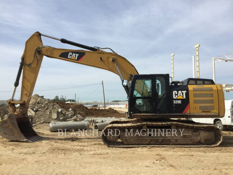 CATERPILLAR ESCAVADEIRAS 329E equipment  photo 2