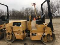 CATERPILLAR TANDEMOWY WALEC WIBRACYJNY DO ASFALTU (STAL-STAL) CB34 equipment  photo 1