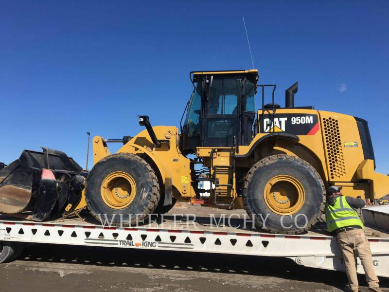CATERPILLAR PALE GOMMATE/PALE GOMMATE MULTIUSO 950M QCF equipment  photo 1