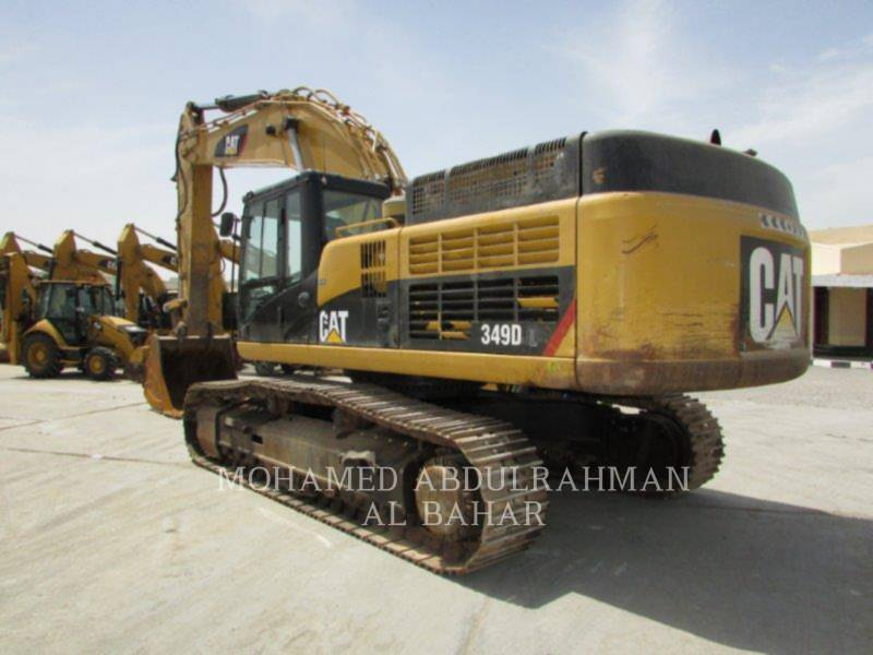 CATERPILLAR KETTEN-HYDRAULIKBAGGER 349 D L equipment  photo 3