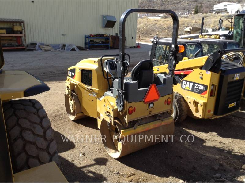 CATERPILLAR VERDICHTER CB34B equipment  photo 2