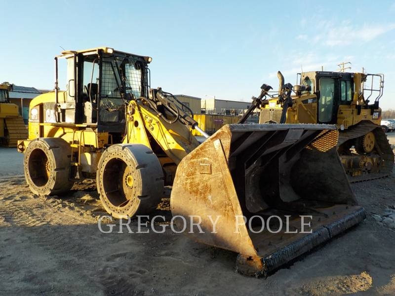 CATERPILLAR PALE GOMMATE/PALE GOMMATE MULTIUSO 924G equipment  photo 3