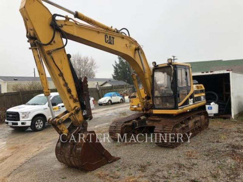 CATERPILLAR TRACK EXCAVATORS 315CL equipment  photo 1