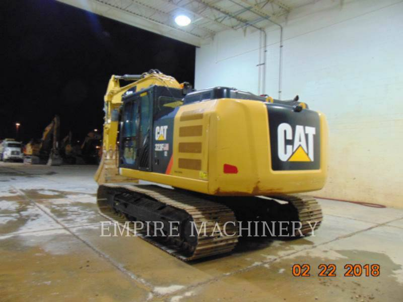 CATERPILLAR EXCAVADORAS DE CADENAS 323FL equipment  photo 3