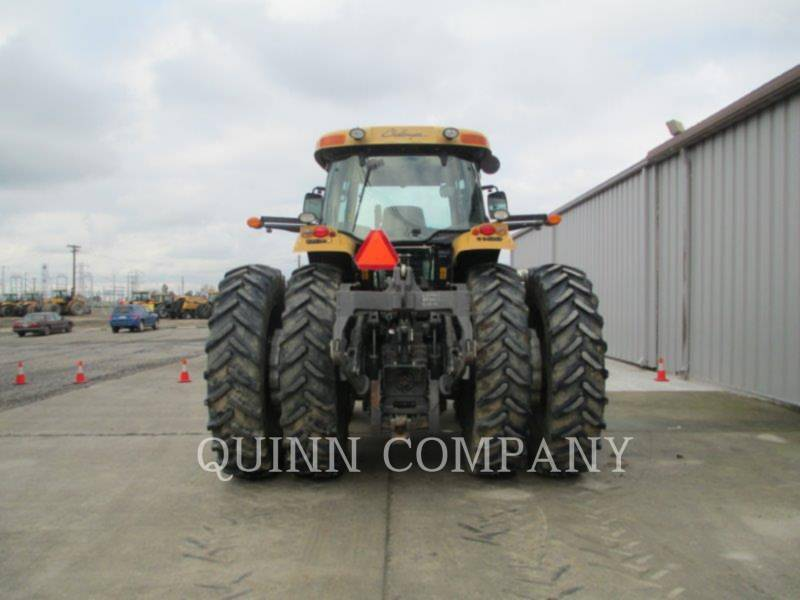 CHALLENGER TRACTEURS AGRICOLES MT665D equipment  photo 5