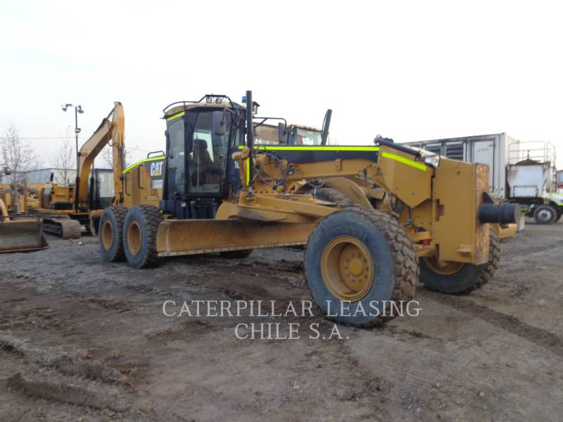 CATERPILLAR MOTONIVELADORAS 160M equipment  photo 1