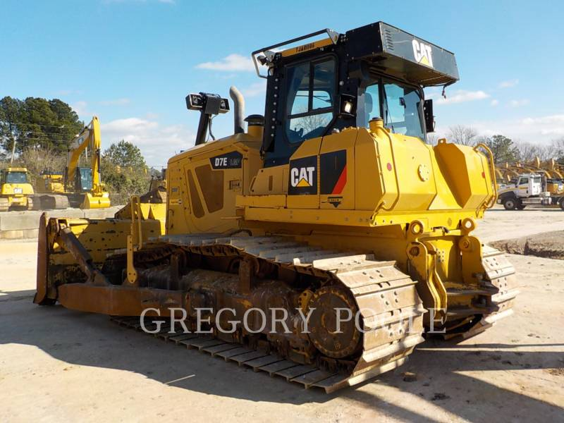CATERPILLAR TRACTEURS SUR CHAINES D7E LGP equipment  photo 9