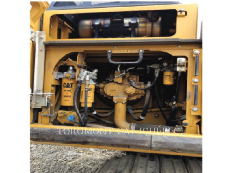 CATERPILLAR PELLES SUR CHAINES 336EL equipment  photo 13