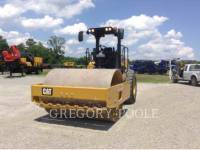 Equipment photo CATERPILLAR CS-56B EINZELVIBRATIONSWALZE, GLATTBANDAGE 1