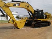 CATERPILLAR KETTEN-HYDRAULIKBAGGER 349D2L equipment  photo 3