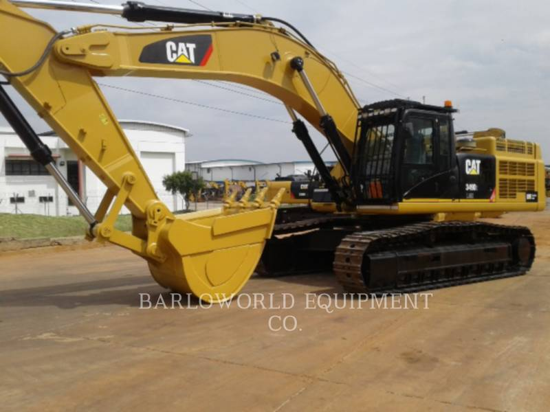 CATERPILLAR PELLES SUR CHAINES 349D2L equipment  photo 3